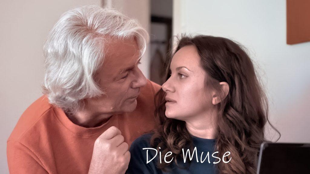"Szene aus ""Die Muse"""